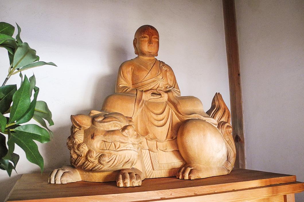 文殊菩薩(もんじゅぼさつ)