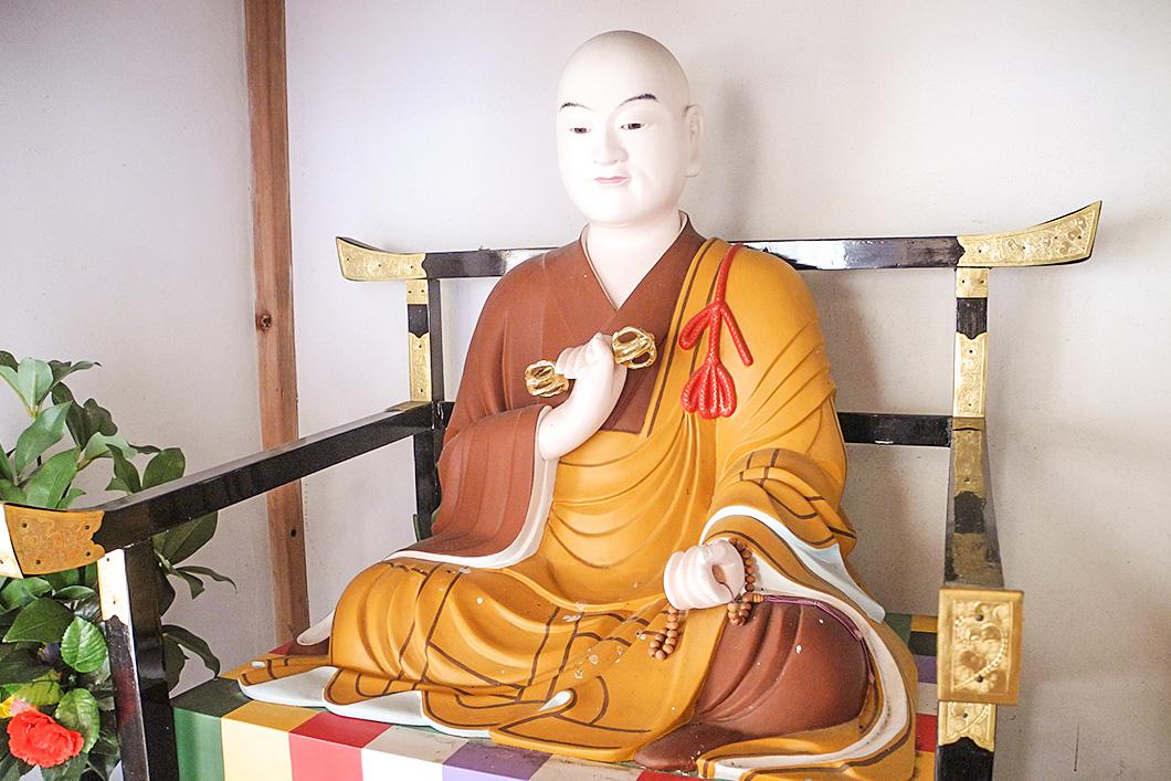 弘法大師の霊場 藁科第五番