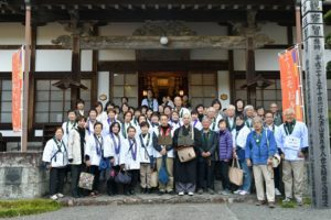 藁科15ヵ寺巡礼に行きました。